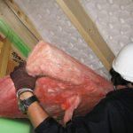 屋根通気層を確保する件