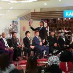 全日本プロレスがアリオにいた。