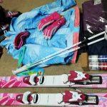 子どもスキーを買うなら「スポーツデポ」「ゼビオ」「石井スポーツ」「パドルクラブ」?