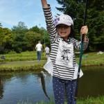 札幌のオススメ釣り堀りは札幌市清田の「林中つりぼり」!